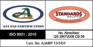 ISO 9001 2015 Moore-Bzi